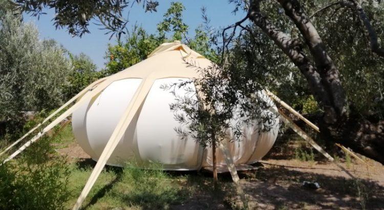 kozluyalı glamping çadır