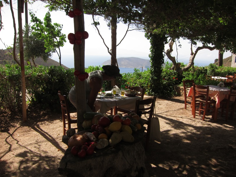 Girit mochlos natural taverna
