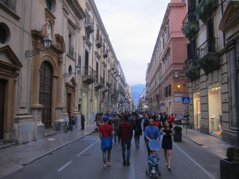 Via Maqueda Palermo