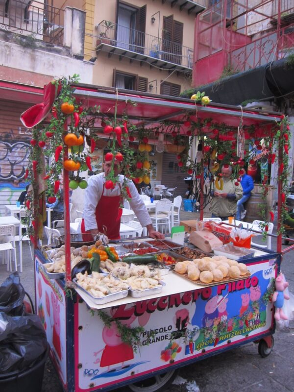 palermo vucciria market