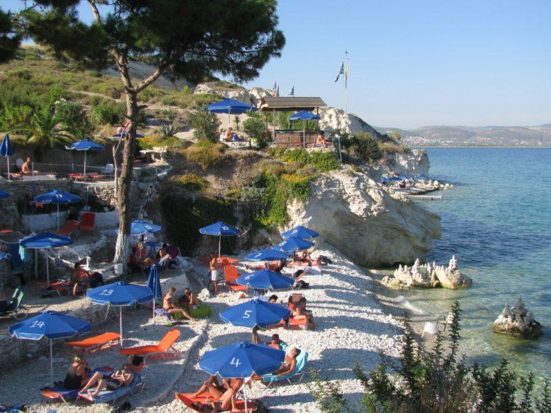 Ireion papa beach