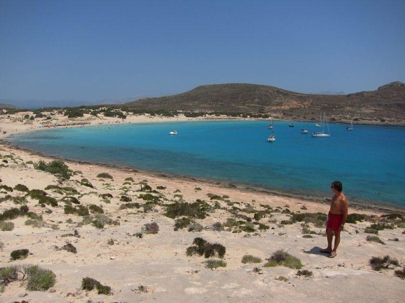 Peleponnes - Elafonisos Adası