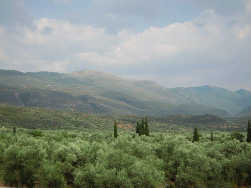 Peleponnes - Kalamata
