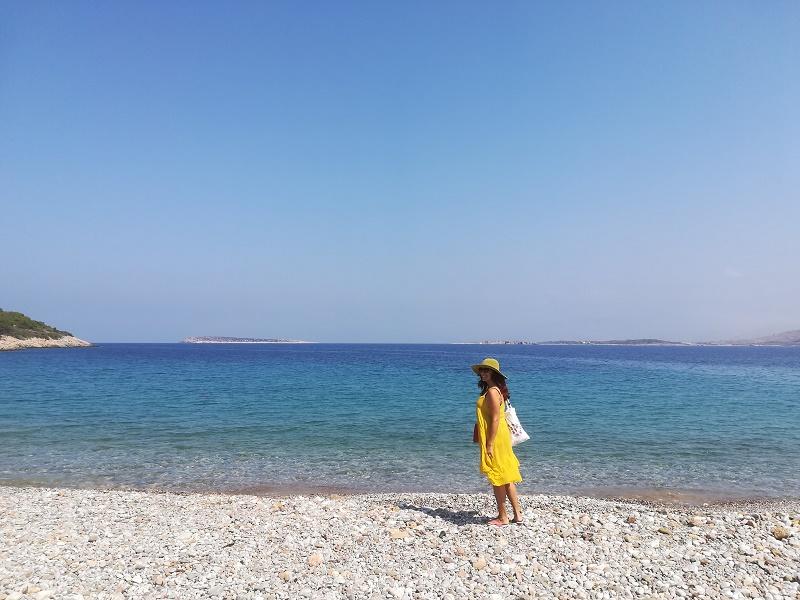 Potami Beach Sakiz Adasi