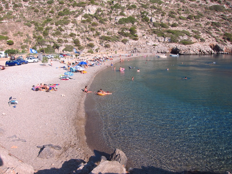 Sakiz Adasi Avlonia Plaji