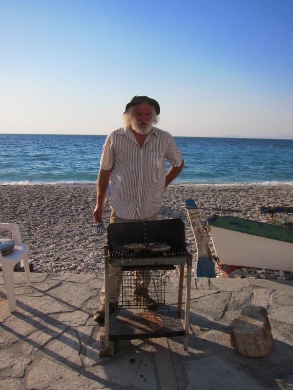 Samos balık pişirici : )