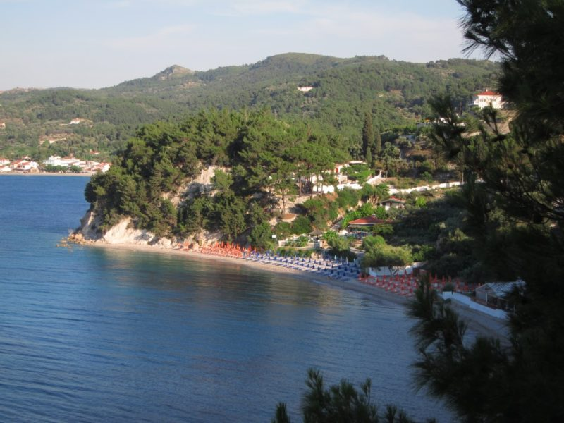 Lemonakia beach, Kokkari, Samos