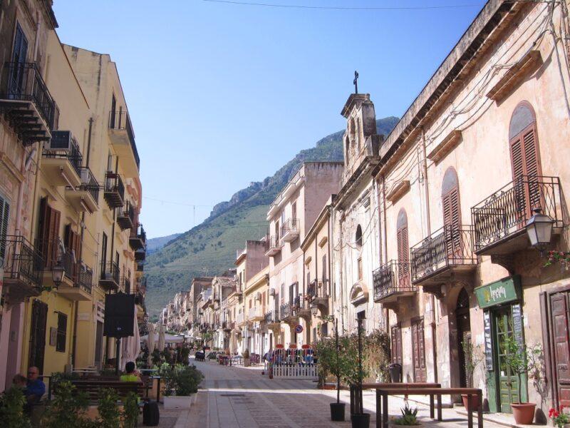 Castellammare del Golfo şehir içi