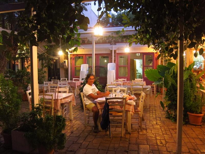 Taverna Giaouzaki - Volissos Sakiz Adasi