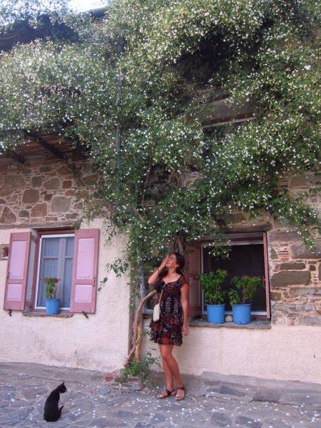 Volissos Chios island